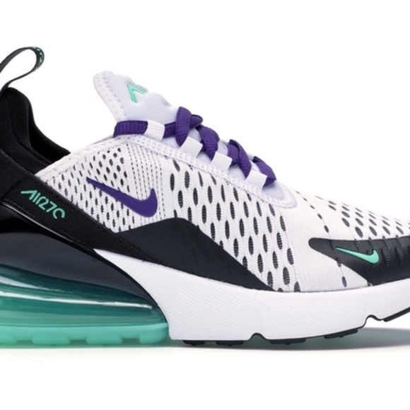 Nike Shoes | Air Max 27 Grape Size 5 In